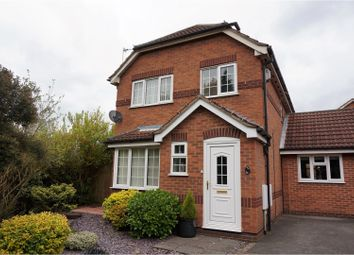 Thumbnail 3 bed link-detached house for sale in Colindale Gardens, Nottingham