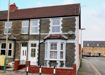 Thumbnail 3 bed end terrace house for sale in Llyn Pandy, Pandy Road, Bedwas, Caerphilly
