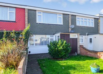 Thumbnail 3 bed terraced house for sale in Cedar Avenue, Wickford, Essex
