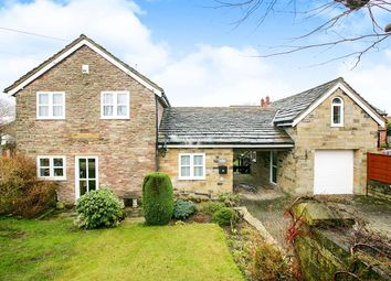 Thumbnail 4 bed semi-detached house for sale in Pumptree Mews, Gawsworth Road, Macclesfield