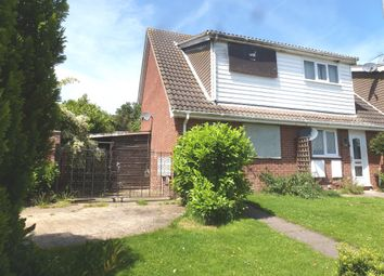Thumbnail 2 bed semi-detached house for sale in Chapman Avenue, Burgh Le Marsh, Skegness