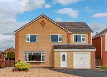 Thumbnail 5 bed detached house for sale in Tilstock Crescent, Shrewsbury