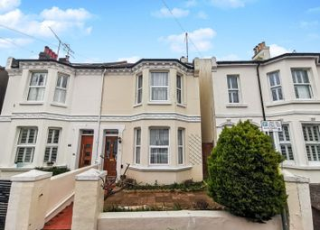 Thumbnail 3 bedroom terraced house for sale in Gordon Road, Broadwater, Worthing