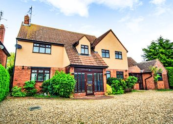 Thumbnail 5 bed detached house for sale in Lower Road, Colchester, Essex