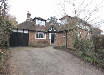 Thumbnail 4 bedroom detached house for sale in Meadow Walk, Harpenden, Hertfordshire
