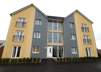 Thumbnail 2 bed flat to rent in Shareford Way, Cranbrook, Exeter