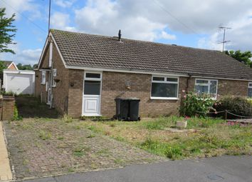 Thumbnail 2 bed semi-detached bungalow for sale in Conway Close, Rushden