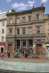 Office to let in Part First Floor & Second Floor, 7 Market Place, Derby DE1