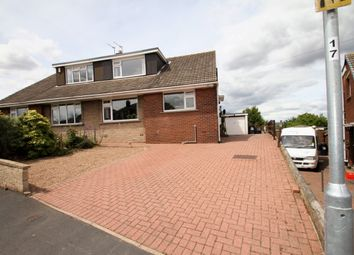 Thumbnail 4 bed bungalow for sale in Healey Wood Road, Rastrick, Brighouse