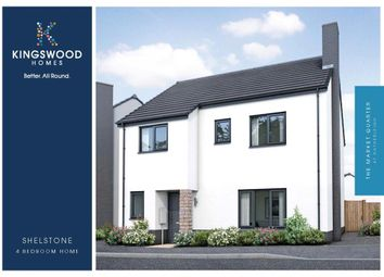 Thumbnail 4 bed detached house for sale in The Market Quarter, Hatherleigh, Okehampton