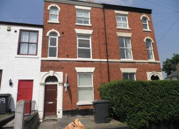 Thumbnail 1 bedroom flat to rent in North Street, Derby
