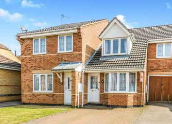 Thumbnail 3 bedroom terraced house for sale in Ryngwell Close, Brixworth, Northampton, Northamptonshire