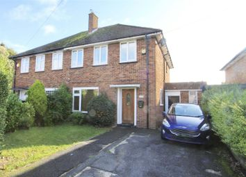 Thumbnail 3 bed semi-detached house for sale in New Peachey Lane, Cowley, Uxbridge