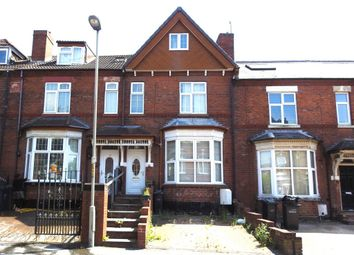 Thumbnail 4 bedroom terraced house for sale in Grange Road, Dudley