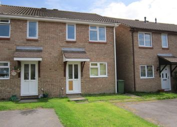Thumbnail 2 bed terraced house to rent in Snapdragon Close, Locks Heath, Southampton
