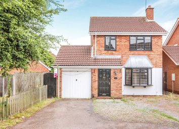 Thumbnail 3 bedroom detached house for sale in Linnet Rise, Kidderminster