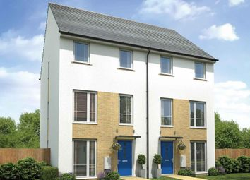 "Thumbnail 4 bedroom semi-detached house for sale in ""Plot 51 - The Belbury"" at Howsmoor Lane, Emersons Green, Bristol"