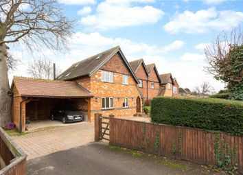 Thumbnail 4 bedroom semi-detached house for sale in Straight Road, Old Windsor, Windsor, Berkshire