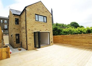 Thumbnail 4 bed detached house for sale in Upper Washer Lane, Pye Nest, Halifax