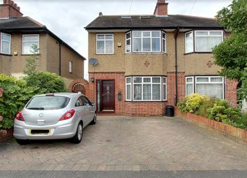 Thumbnail 3 bed semi-detached house for sale in New Road, Uxbridge