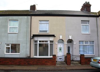Thumbnail 3 bed terraced house for sale in Cottingham Street, Old Goole
