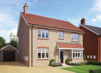 4 bed detached house for sale in The Sandy, Whitworth Way, Wilstead, Bedford MK45