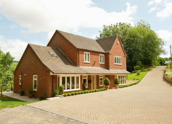 Thumbnail 4 bed detached house for sale in Willow Lodge, The Knowle, Jackfield