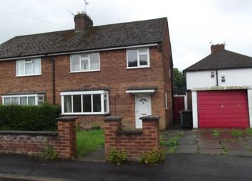 Thumbnail 3 bed property to rent in Beech Drive, Knutsford