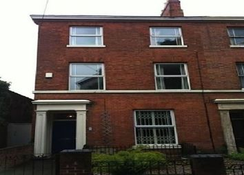 Thumbnail 8 bed terraced house to rent in Arundel Street, Nottingham
