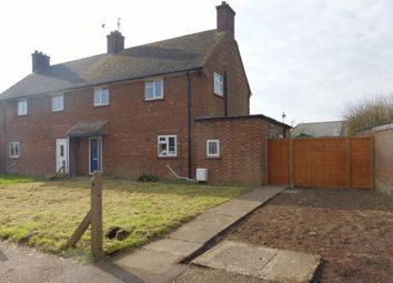 Thumbnail 3 bedroom semi-detached house for sale in Manor Estate, Doddington, March