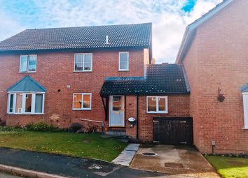 Thumbnail 4 bed detached house for sale in Tottehale Close, North Baddesley, Southampton