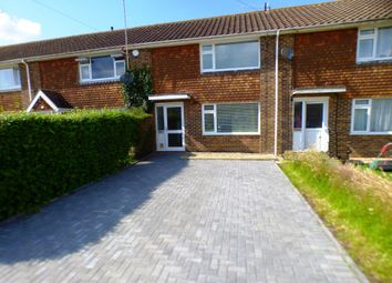 Thumbnail 2 bed terraced house for sale in Cheviot Close, East Preston, Littlehampton