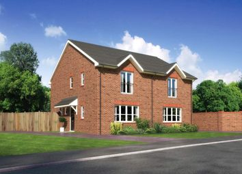 "Thumbnail 3 bed semi-detached house for sale in ""Belvoir"" at Callenders Green, Scotchbarn Lane, Prescot"