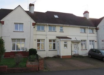 Thumbnail 3 bed terraced house for sale in Hazeldene Road, Northampton