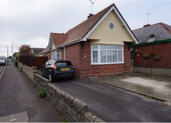 Thumbnail 2 bedroom detached bungalow for sale in Lake Road, Poole