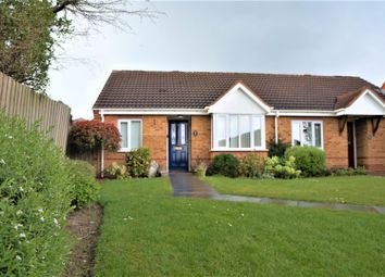 Thumbnail 2 bed semi-detached bungalow for sale in Broughton Close, Anstey, Leicester