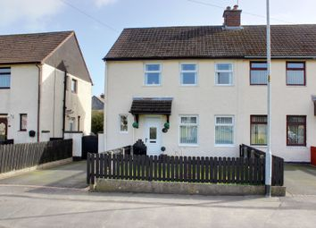Thumbnail 3 bed semi-detached house for sale in Craiglee Way, Newtownards