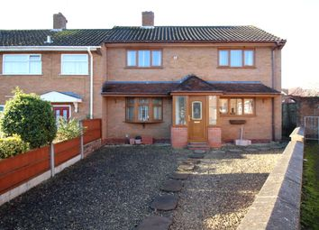 Thumbnail 4 bed end terrace house to rent in Yarn Close, Hollywood, Birmingham, West Midlands