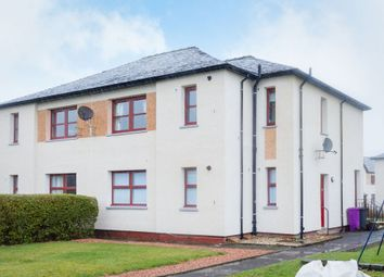 Thumbnail 2 bed flat for sale in 73 Knowehead, Kirriemuir
