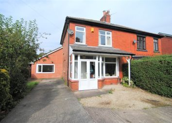 Thumbnail 4 bed semi-detached house for sale in Lancaster Lane, Leyland