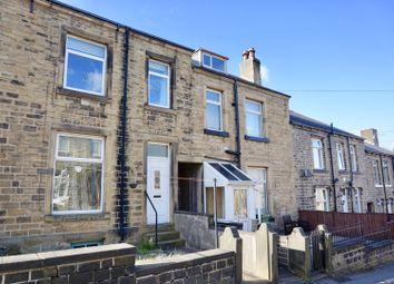 1 bed end terrace house for sale in Hawthorne Terrace, Crosland Moor, Huddersfield HD4