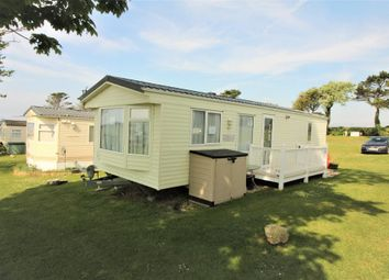 Thumbnail 2 bedroom detached house for sale in Pebble Bank Caravan Park, Camp Road, Wyke Regis, Weymouth
