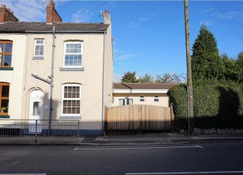 Thumbnail 3 bedroom end terrace house for sale in Lumb Lane, Manchester