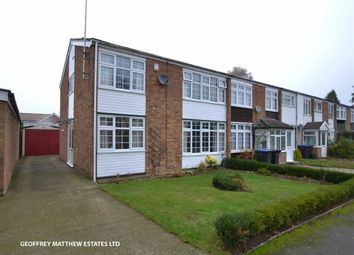 Thumbnail 4 bed end terrace house for sale in Pollard Hatch, Harlow, Essex