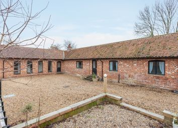 Thumbnail 4 bed barn conversion for sale in Sandy Lane, Hardingham, Norwich