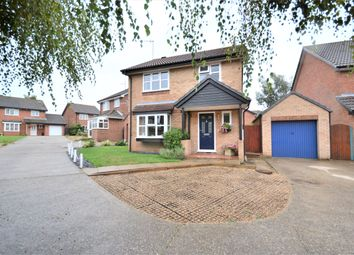 Thumbnail 3 bed detached house for sale in Alban Road, North Wootton