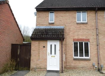 Thumbnail 3 bedroom terraced house to rent in Majestic Close, Swindon
