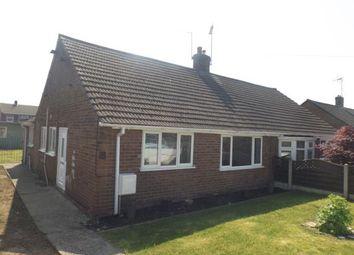 Thumbnail 3 bed bungalow for sale in Leeway Road, Rainworth, Mansfield