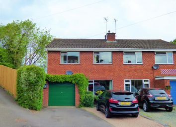 Thumbnail 3 bed semi-detached house for sale in 14 Larchfield Close, Malvern, Worcestershire