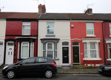 Thumbnail 2 bed terraced house for sale in Plumer Street, Wavertree